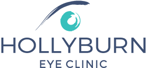 Hollyburn Eye Clinic Logo